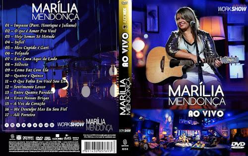 Download - Marília Mendonça DVD Torrent – WEB-Rip 720p Show Ao Vivo + CD
