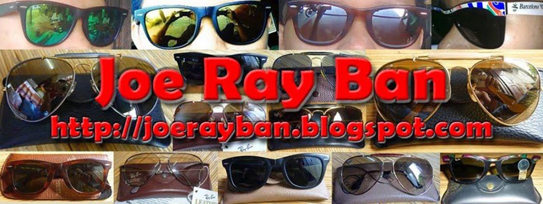 Joe Ray Ban