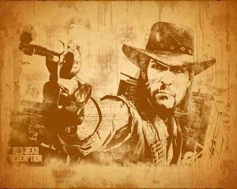 #25 Red Dead Redemption Wallpaper