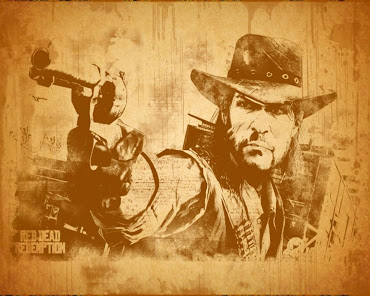 #25 Red Dead Redemption Wallpaper