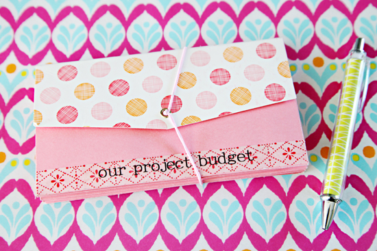 IHeart Organizing: Our Project Budget Worksheet and a Freebie!