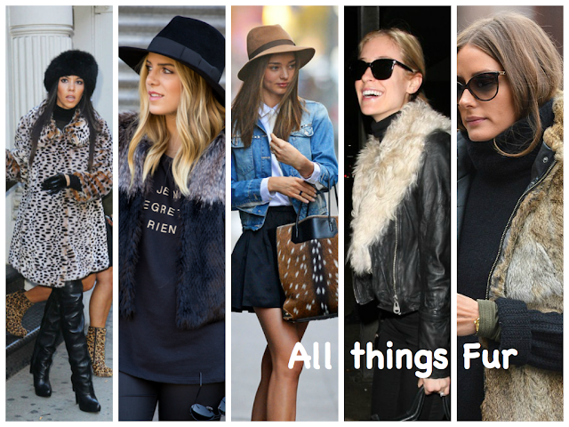 FUR: Kourtney Kardashian, Gal Meets Glam, Miranda Kerr, Kristin Cavallari, Olivia Polermo