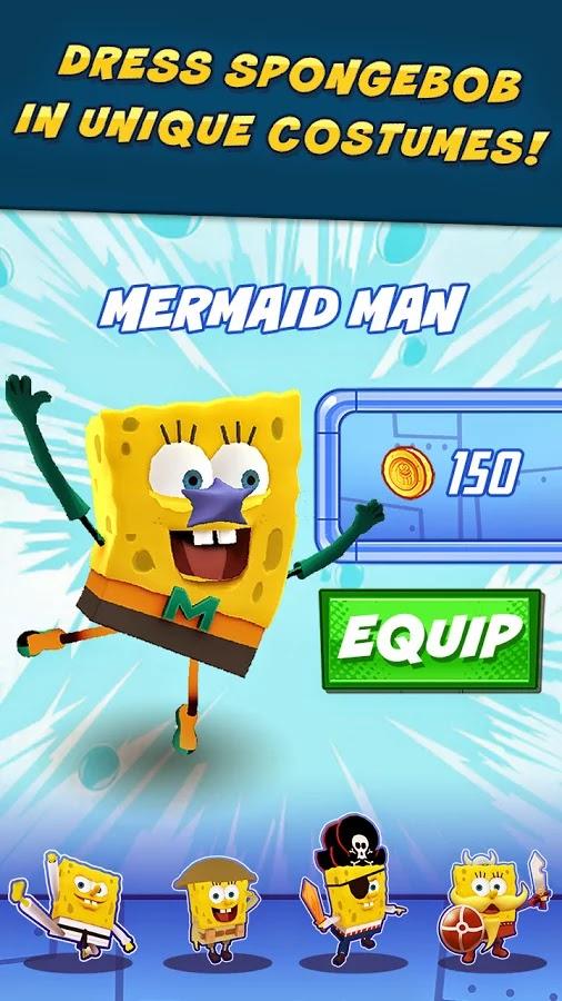SpongeBob: Sponge on the Run v1.0 Mod