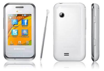 Paket Game Touchscreen Samsung Champ