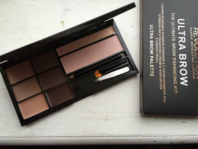 Makeup Revolution Ultra Brow Review