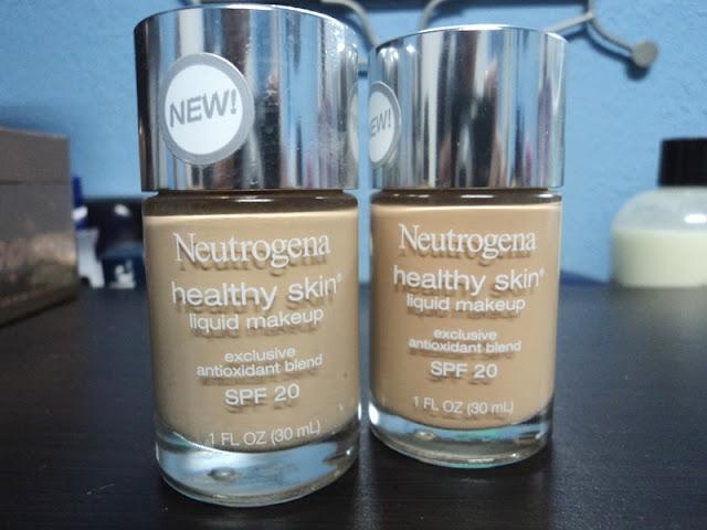 Daily Beauty Talk Review Kem Nền Neutrogena Healthy Skin Liquid Makeup Spf 20