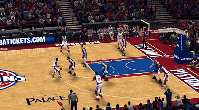 NBA 2K14 PC Graphics ENB Mod