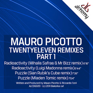 clubmusicsource.comMauro Picotto   Twentyeleven (Remixes Part 1)