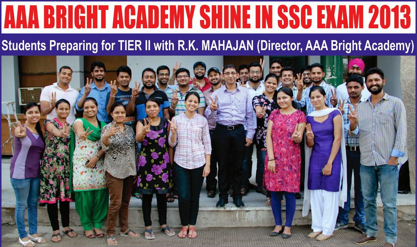 ssc coaching in Cahndigarh