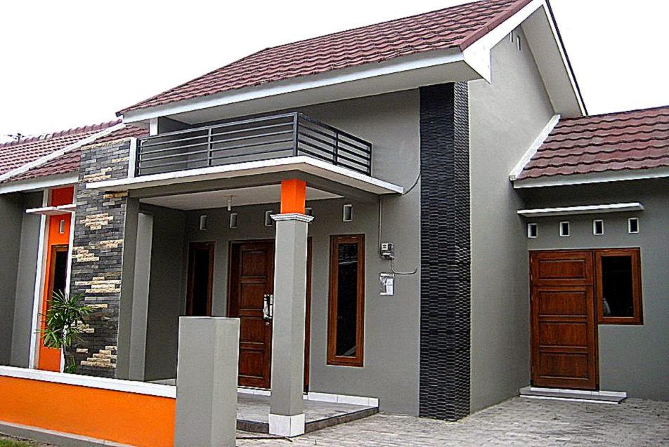 Warna Cat Rumah Minimalis Bagian Luar  Arsitek Rumah Minimalis