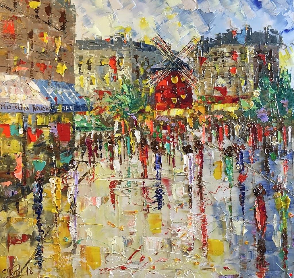 Frederic Payet Le Moulin Rouge Paris