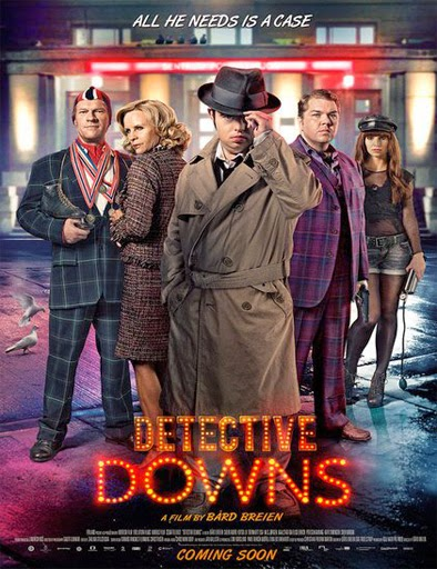 Ver Detektiv Downs (2013) Online