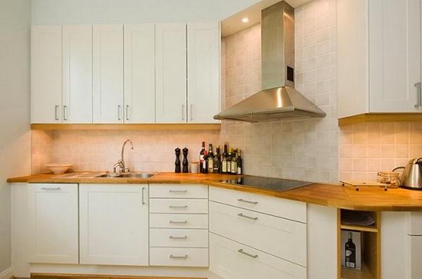 kitchen design with chimney  | 512 x 524