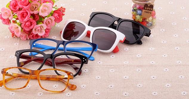Llena de luz y de color la PRIMAVERA con estas gafas de sol tan chulas de Firmoo