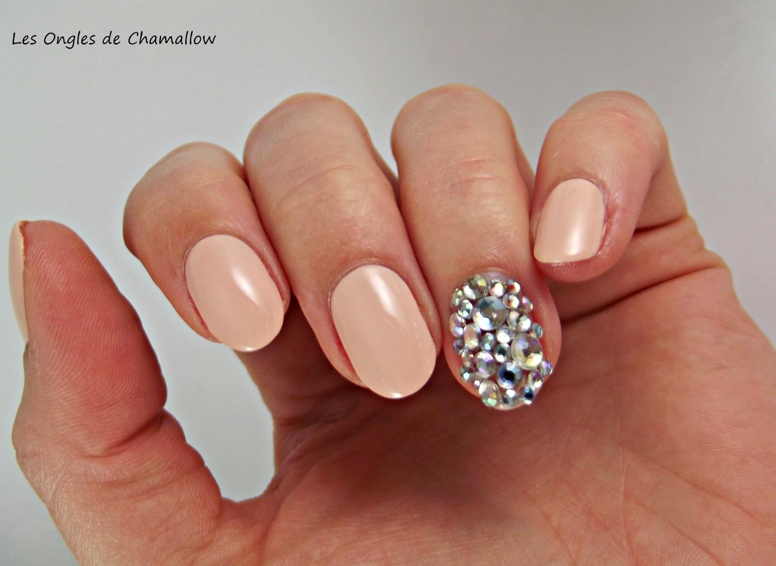 Les ongles de chamallow mes ongles boule facette - A quoi sert une lampe uv pour les ongles ...