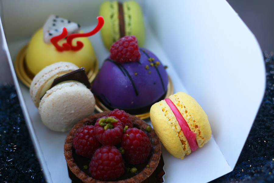 Sweet treats on a sunny day