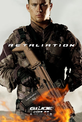 G.I. Joe: Retaliation Character Movie Poster Set 1 - Channing Tatum as Duke