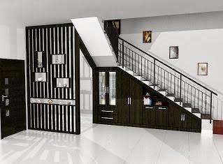 Rumah minimalis adalah rumah yang didesain dengan konsep simpel dan multifungsi serta tet Inilah Desain Tangga Rumah Minimalis Terbaru 2013