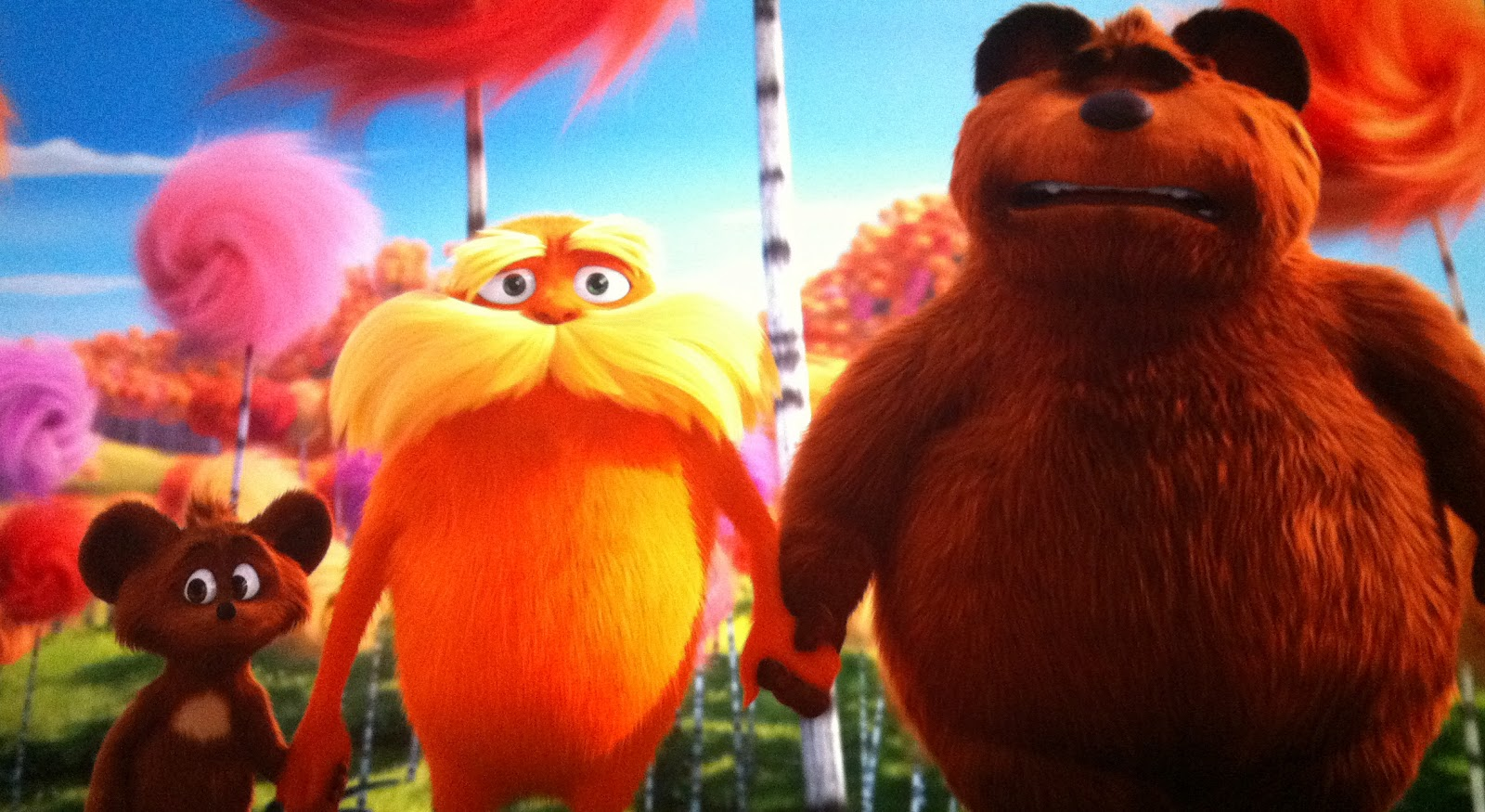Lorax Characters Bear | www.imgkid.com - The Image Kid Has It!