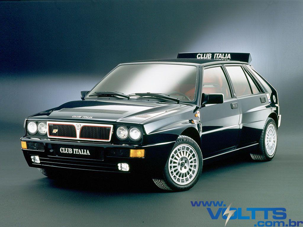 19 Lancia Delta HF