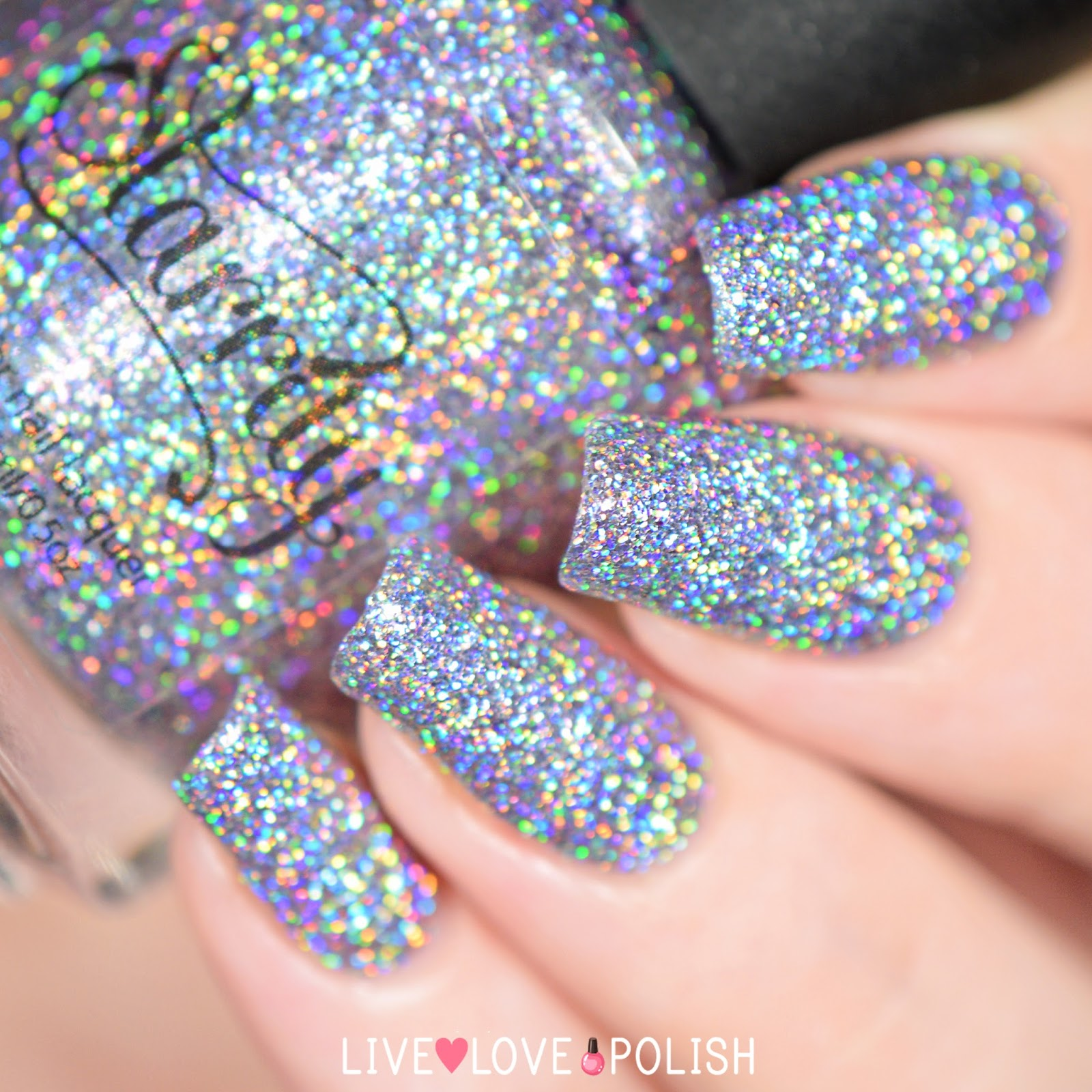 Tered This Type Of Holographic Nail
