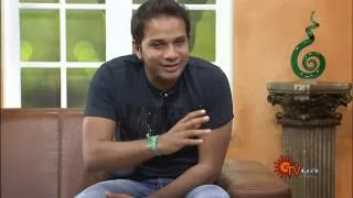 Virundhinar Pakkam – Singer Karthik – Sun TV Show 18-10-2013