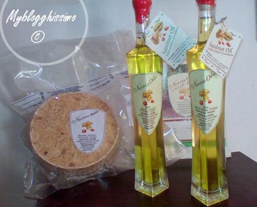 Noccio Olio nel Monferrato