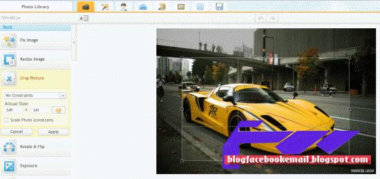 belajar edit foto online di ipiccy.com