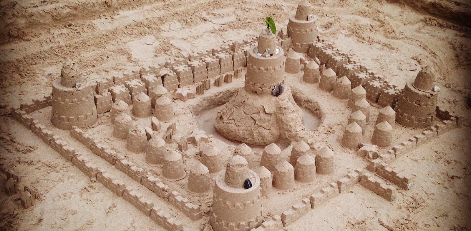 Sand Castle, Thailand