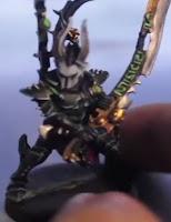 Warhammer 40000 Incubo Eldar Oscuro