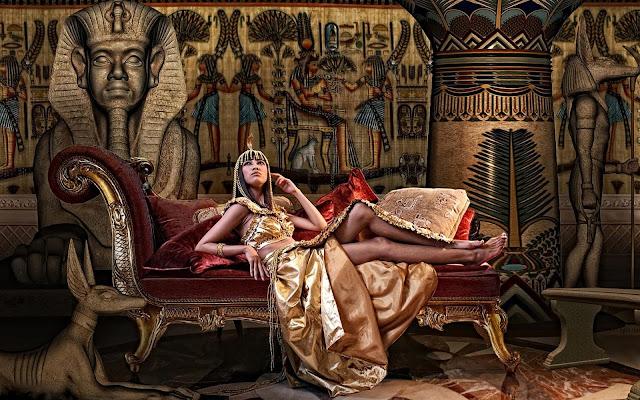 Cleopatra Meminum Larutan Mutiara Senilai Hampir 30 Juta USD - taukagaklo