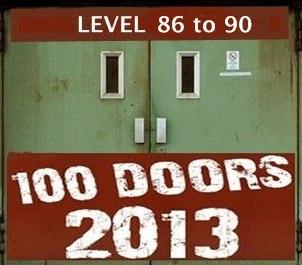 Best game app walkthrough 100 doors 2013 level 86 87 88 89 90 for Door 90 on 100 doors incredible