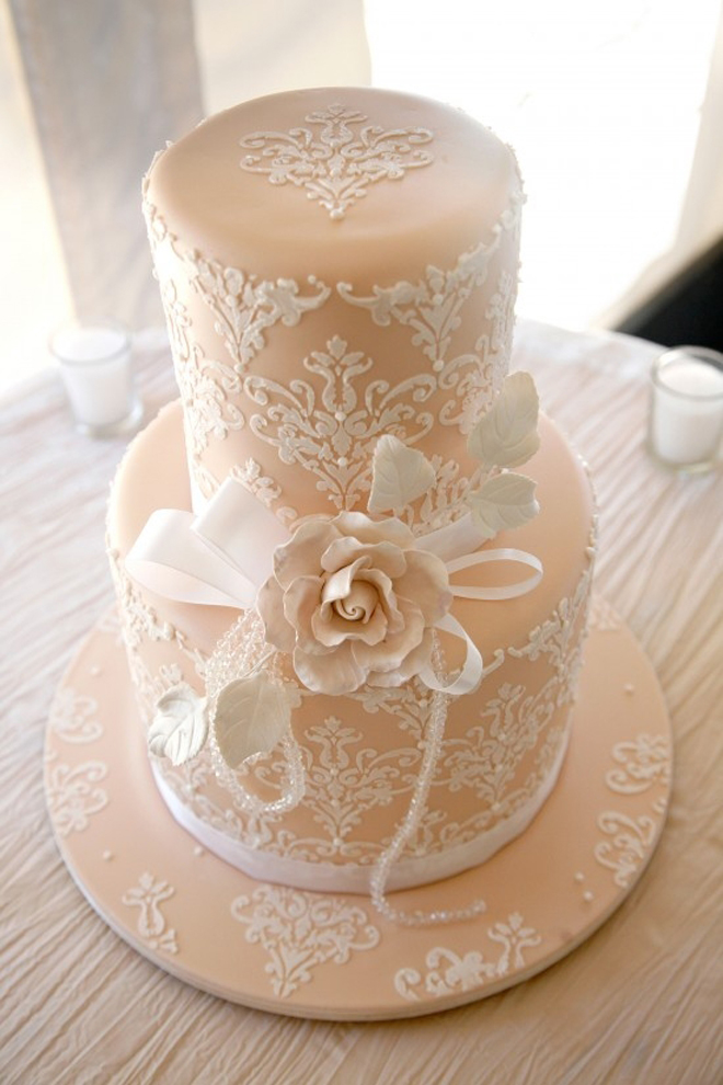 Lace Wedding Cakes - Part 4 - Belle The Magazine