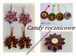 Candy rocznicowe u Ilonki