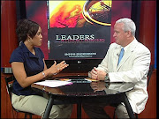 Talking Leadership on TV