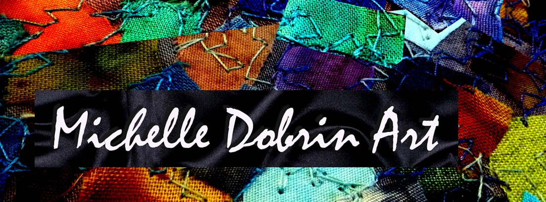 Michelle Dobrin Art ... aka MDthreads