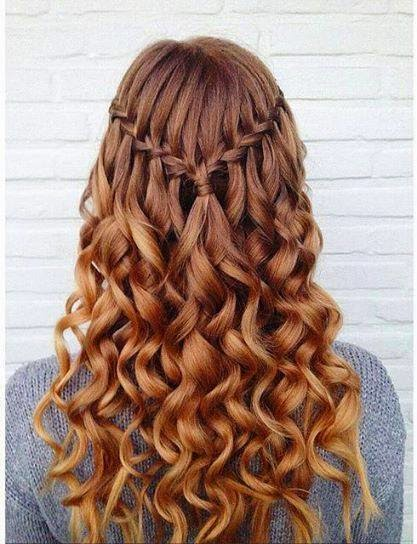 Latest Straight Hair Styles Trends #2.