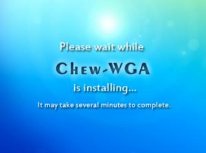 Chew-WGA 0.9