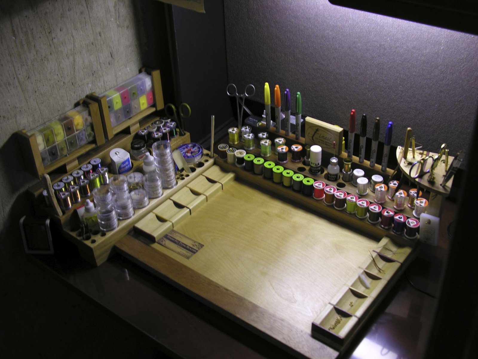 cp's fly fishing and fly tying: Finest Fly Tying Benches ...