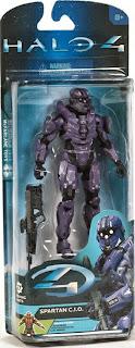 McFarlane Toys HALO 4 Series 2 - Spartan CIO Figure