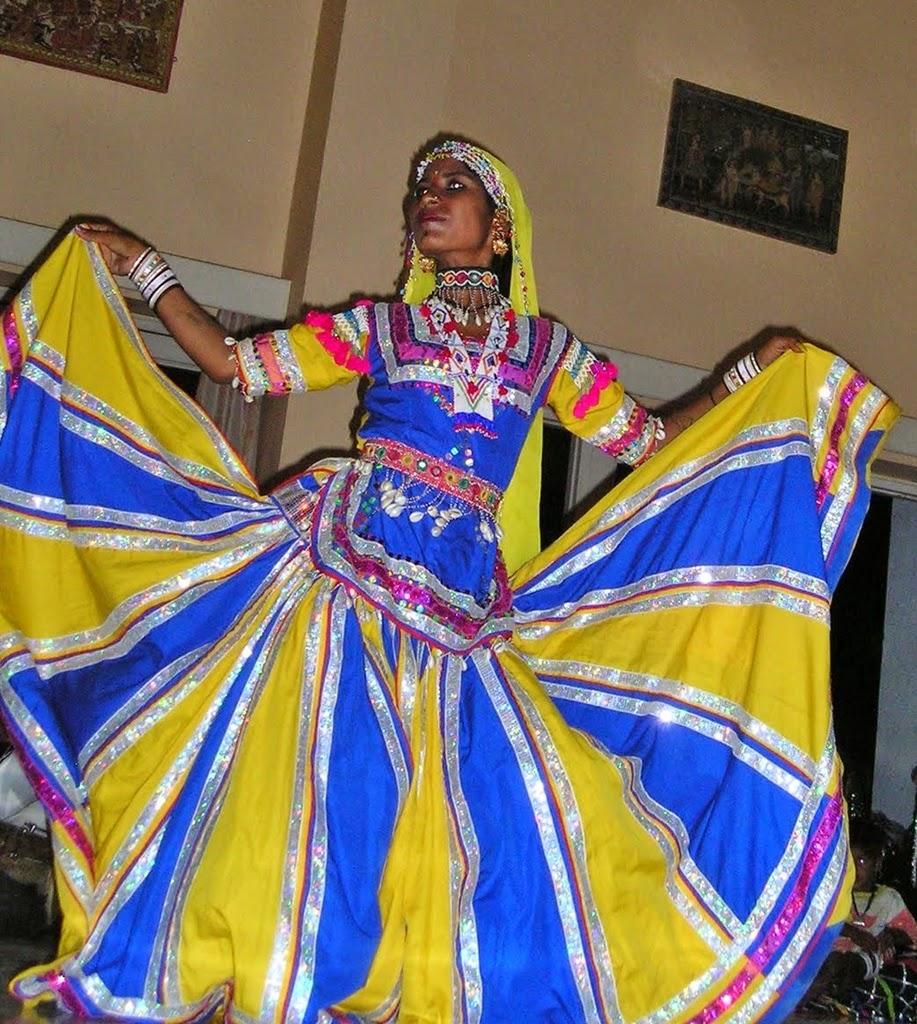 Ghagra skirt