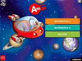 Planeta amigo: Mate 3 y 4 de E.P.