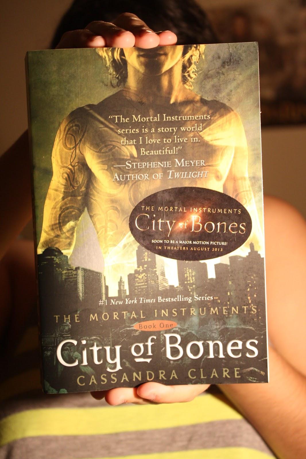city of bones book 1 review