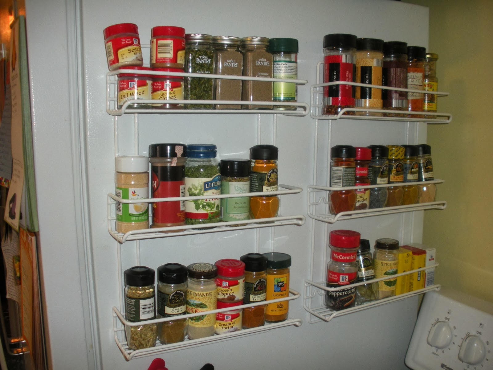 Idea Spice Rack