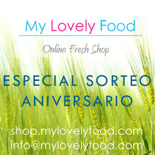 sorteo en My Lovely Food!