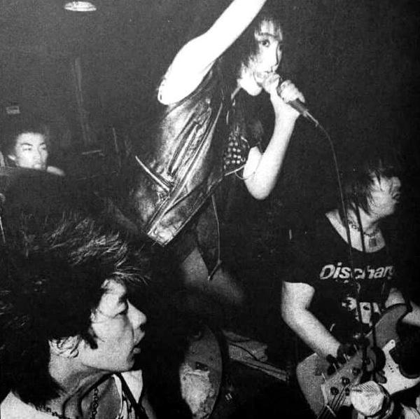 Hardcore on rock side?