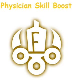 Physician Skill Boost