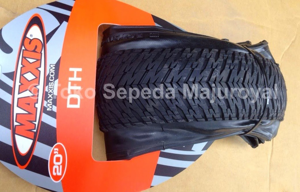 Ban Maxxis DTH 20x220 Foldable