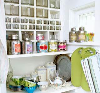 Inspiraciones al detalle cocinas con un toque vintage for Accesorios de cocina vintage