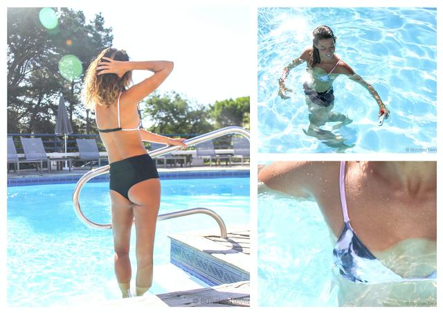 la piscine,ines,nayade,mode,photoshooting,maillots de bain,swimwear,hossegor,hotel mercedes